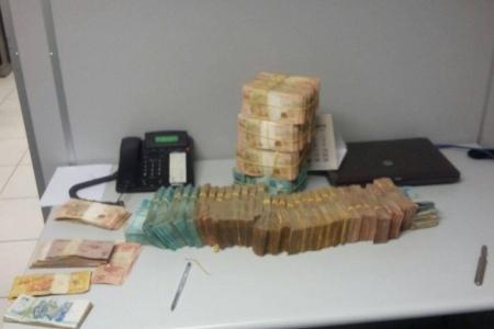 PROCAP: Operação apreende R$ 300 mil em fazenda de prefeito do Interior