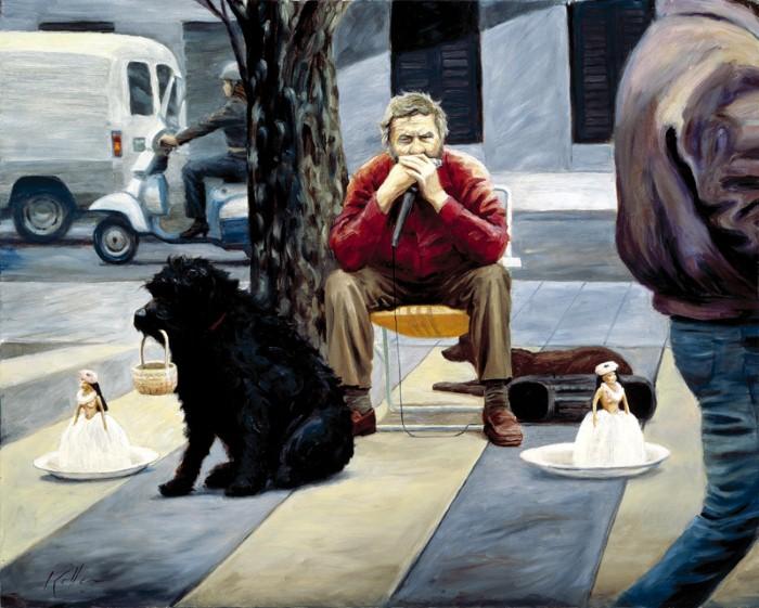 Вневременной художник. Mark Keller 12