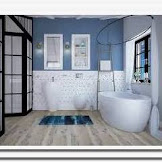 Loft Apartment Bathroom Ideas