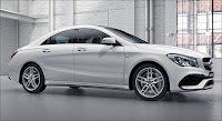 Mercedes AMG CLA 45 4MATIC 2016