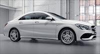 Bảng thông số kỹ thuật Mercedes AMG CLA 45 4MATIC 2018
