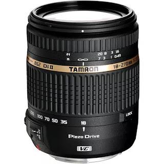 Tamron AF 18-270mm F/3.5-6.3 Di II Macro VC PZD Lens For Nikon Mount