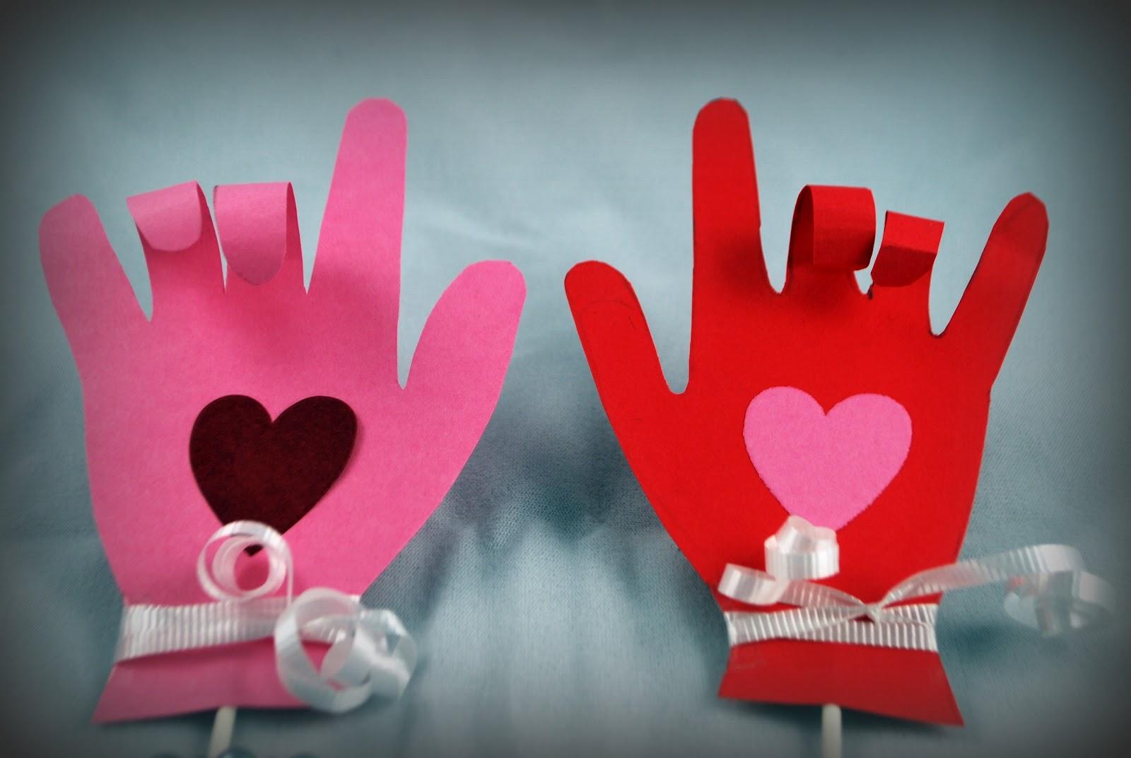 Jill Of All Trades Craft Kindergarten Valentines