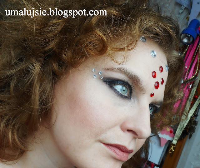 """Makijaż inspirowany 'Wspaniałym Stuleciem"""" /arabic makeup #1"""