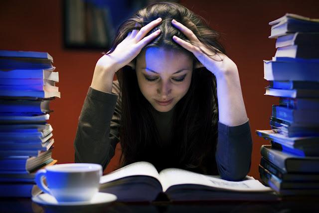 TIDAK DISANGKA...!!! saat kamu sedang stres, Masalah Kesehatan mulut berikut ini yang akan timbul Tiba tiba..sudah tahu?