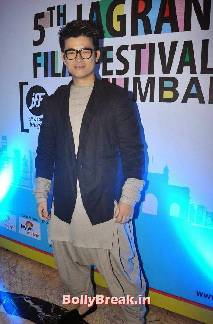 Meiyang Chang, 5th Jagran Film Festival Red Carpet Pics