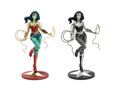Wonder Woman Designer Vinyl Figure by Tara McPherson x Kidrobot x DC Comics