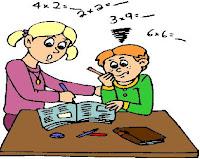 cara mengajari matematika pada anak