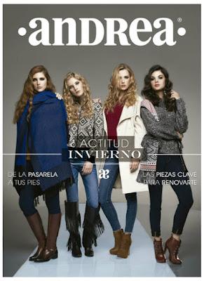 Andrea catalogo digital actitud de invierno 2017 | botas y ropa