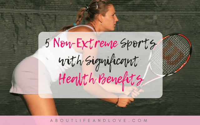 Five Non-Extreme Sports With Significant Health Benefits