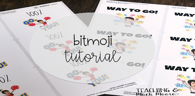 bitmoji sticker tutorial