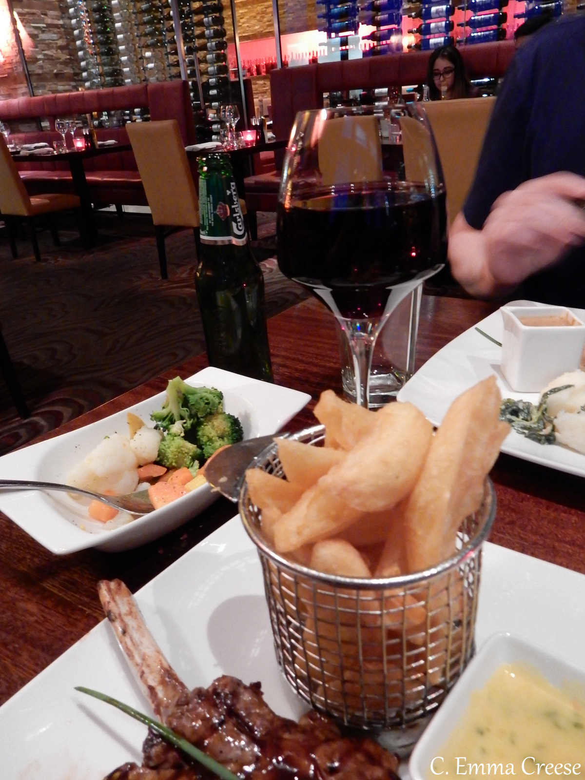 The Meat Co Restaurant Review - South African Steakhouse