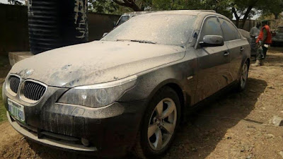 Former Customs boss, Abdullahi Dikko Inde, forfeits 17 exotic vehicles to FG