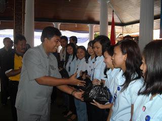 M Salim Bupati Rembang Tokoh Sukses Memajukan Rembang, Gerbang Timur Jawa Tengah