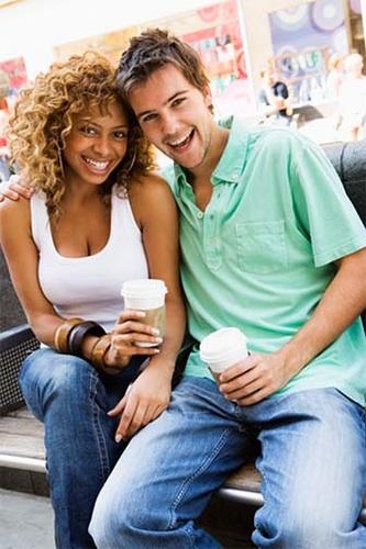 white couple fuck black girl