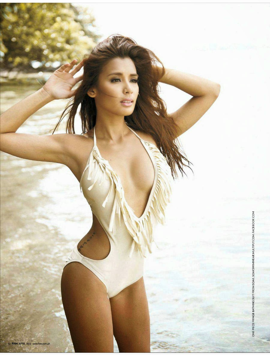 Philippines Models Gallery Michelle Madrigal Fhm -6133