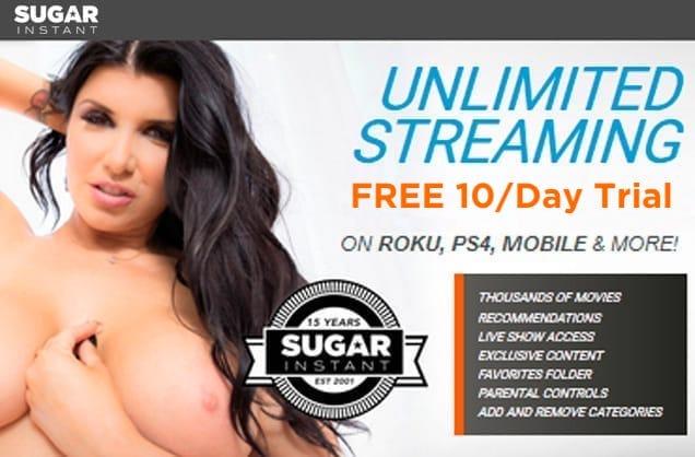 Watch Porn on Roku for 10/days FREE!
