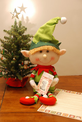elf on the shelf advent bible study