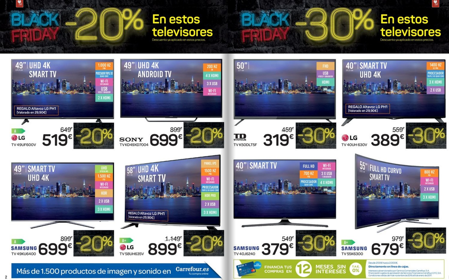 carrefour catalogo carrefour black friday