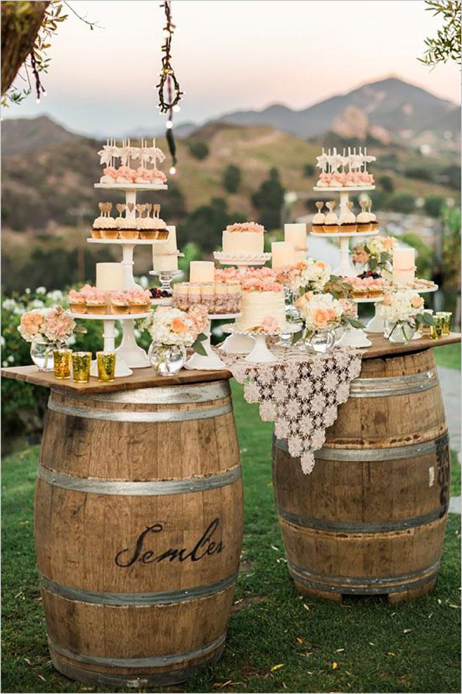 Słodki stół, dekoracje słodkiego stołu, oferta słodkiego stołu, słodkości na weselu, słodki bufet, sweet table, słodkie atrakcje na weselu