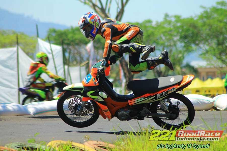 Mengintip Jadwal Road Race Sulawesi Tengah 2016, Pendaftaran Cuma 300rb Gratis Oli Shell