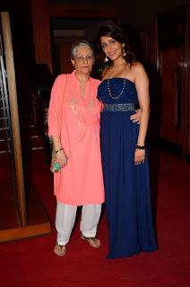 Aarti Chabria Latest Stills in Shoulderless Dress at Asian Film Festival