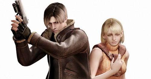 Resident Evil 4: personagens