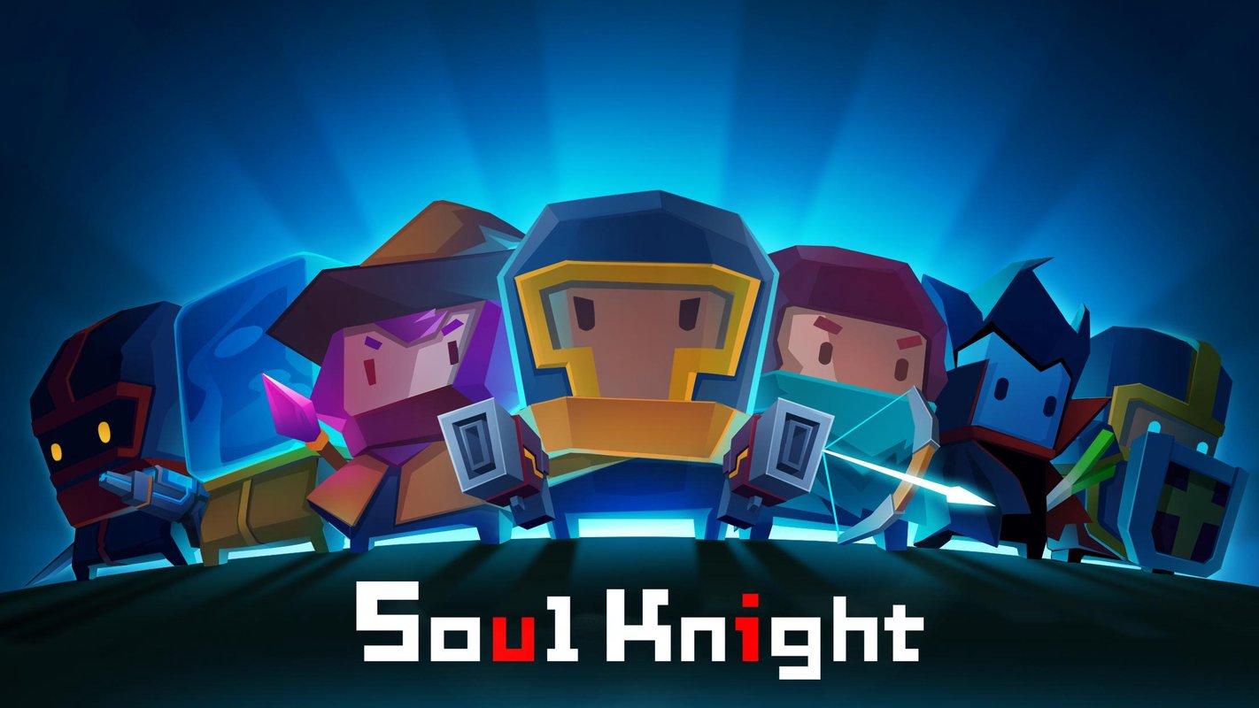 Soul Knight v1.2.4 Mod Apk Money | JEMBERCYBER | Download