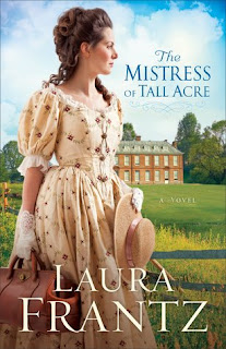 Heidi Reads... The Mistress of Tall Acre by Laura Frantz