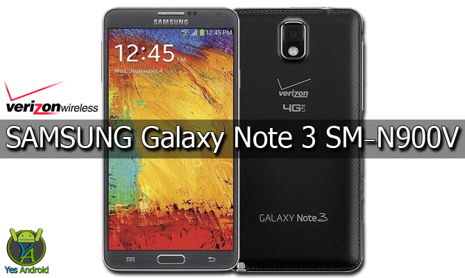 Download N900VVRSEPL1 | Galaxy Note 3 SM-N900V