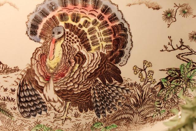 Vintage Thanksgiving turkeys