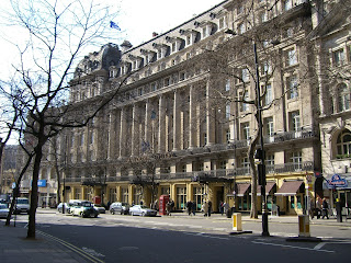 London's iconic Waldorf Hotel in Aldwych was the first of more than 800 hotels ultimately owned by Forte