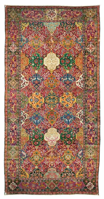 Bildteppich Des 11 Jahrhunderts Teppich Von