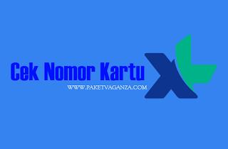 Cara Cek Nomor Kartu XL Sendiri Terbaru 2018