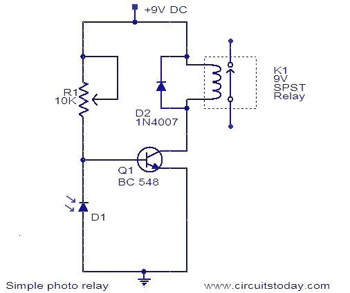 basic relay circuit diagram ireleast info basic relay circuit diagram wiring diagram wiring circuit