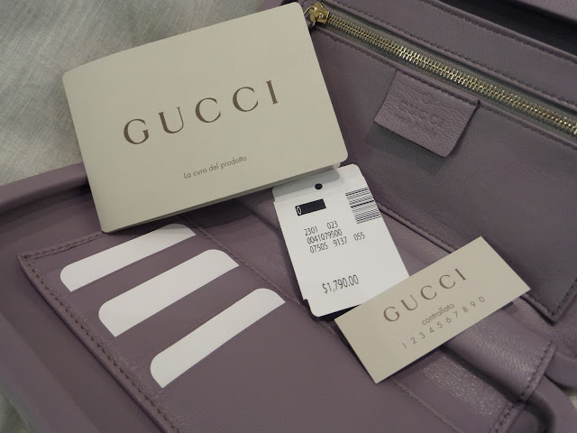 Vancouver Luxury Designer Consignment Shop Gucci Broadway