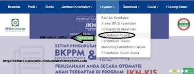 Pendaftaran BPJS Kesehatan Secara Online