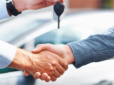 cara tukar hak milik kereta