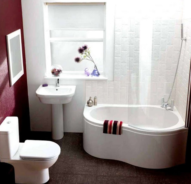 tips menata kamar mandi sederhana indah