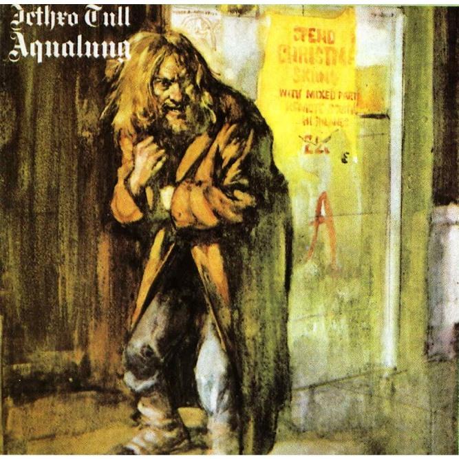 Jethro Tull. Aqualung