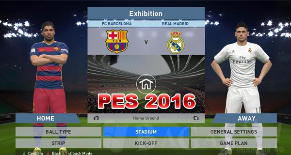 Download Gratis Pro Evolution Soccer 2016