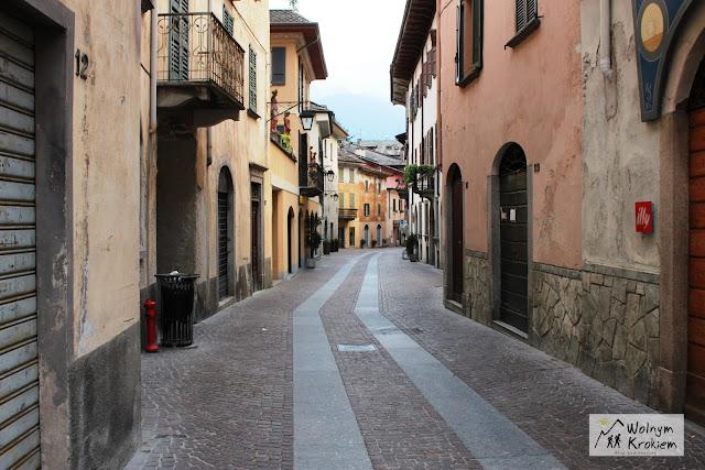 Chiavenna city