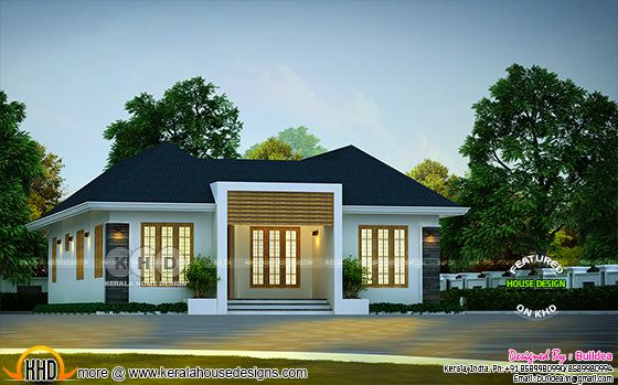 1288 square feet 3 bedroom home in beautiful look