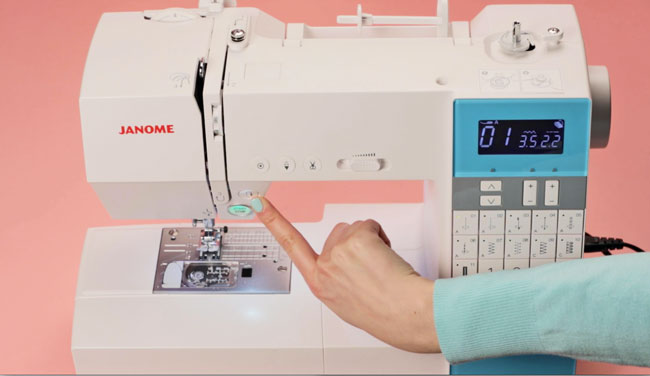 Make Friends with a Sewing Machine