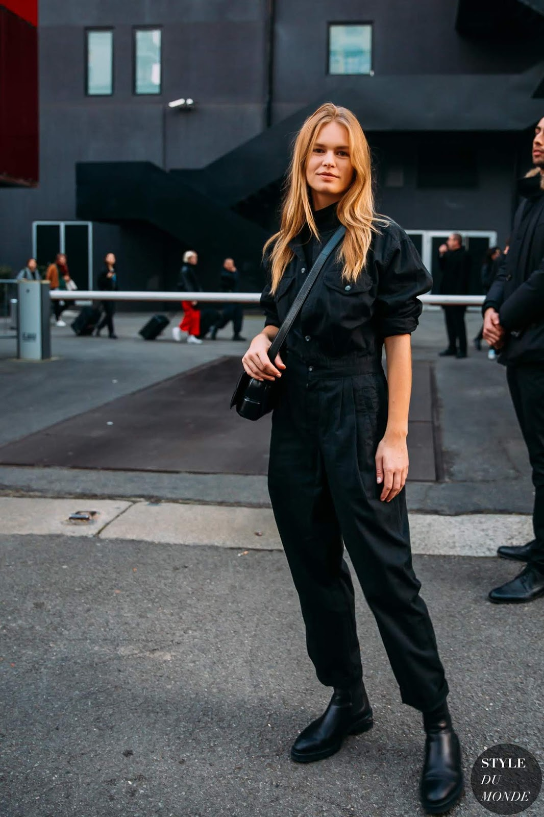 25 Black Jumpsuits to Buy Now for Easy Dressing
