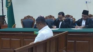 Mantan Bupati Mojokerto MKP Divonis 8 Tahun Penjara