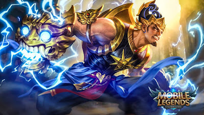 Build Gatotkaca Ringer Top Global Player Mobile Legends