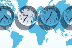 Berapa Tepatnya Perbedaan Waktu Indonesia dan Hongkong