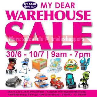 My Dear Warehouse Sales Selangor