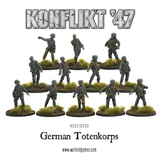 Konflikt 47 - German Totenkorps